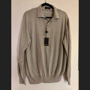 Other - Toscano Pullover Sweater - NWT - Men's Size L